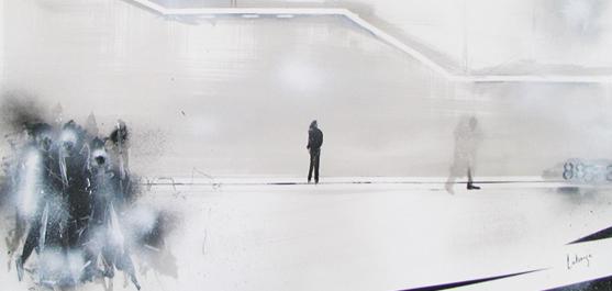 Marc Laberge - De passage / Passing by