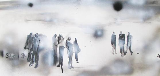 Marc Laberge - L'attente / Waiting