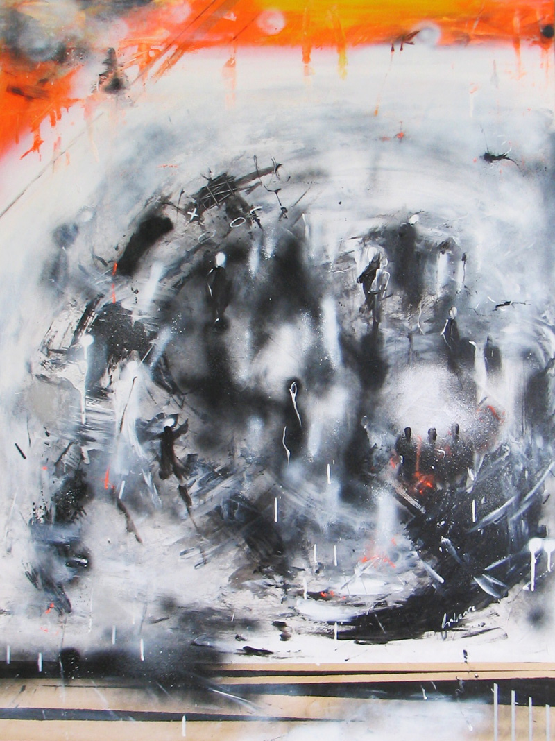 Spirale par Marc Laberge