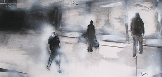 Marc Laberge - Subway